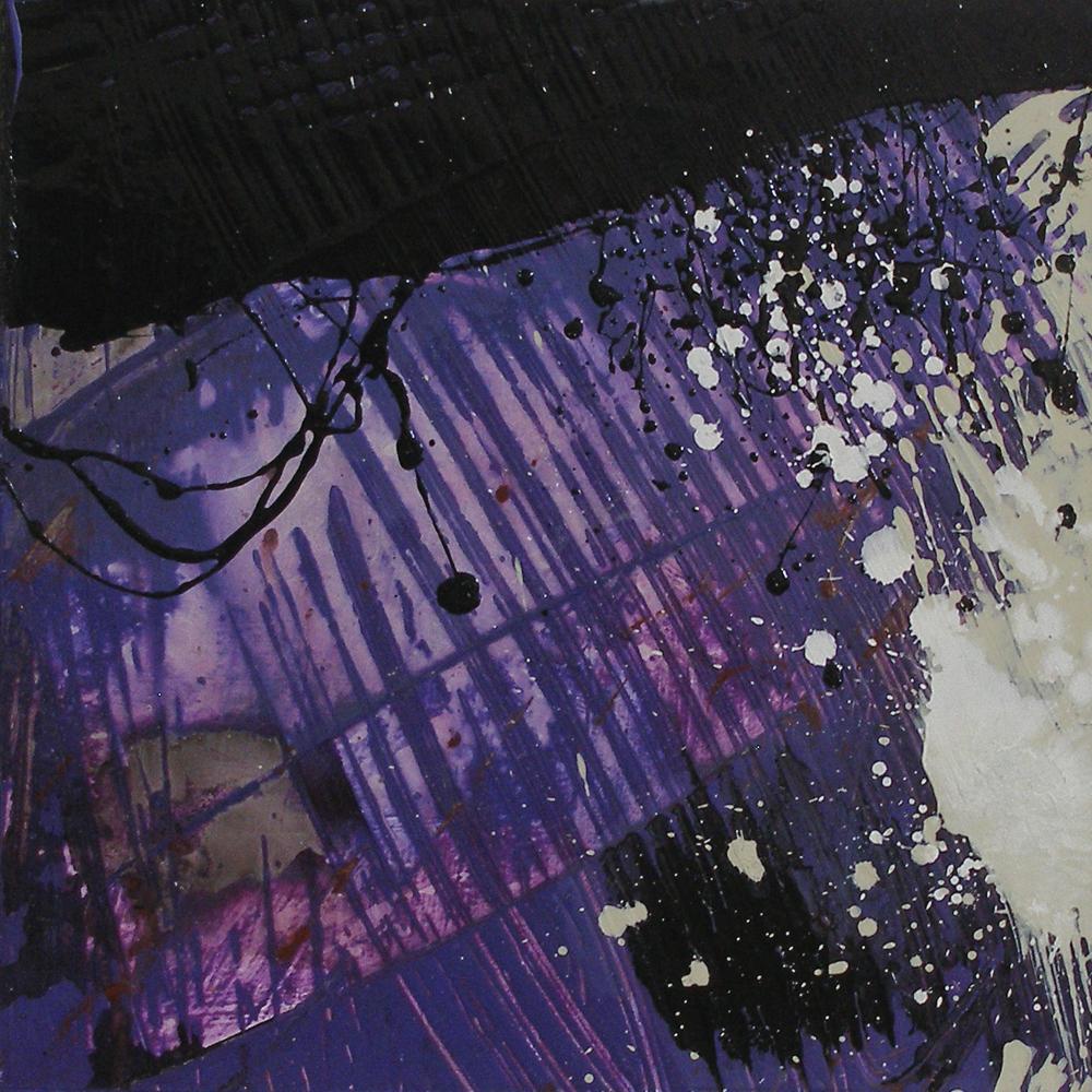 Moon Spray - 16X16