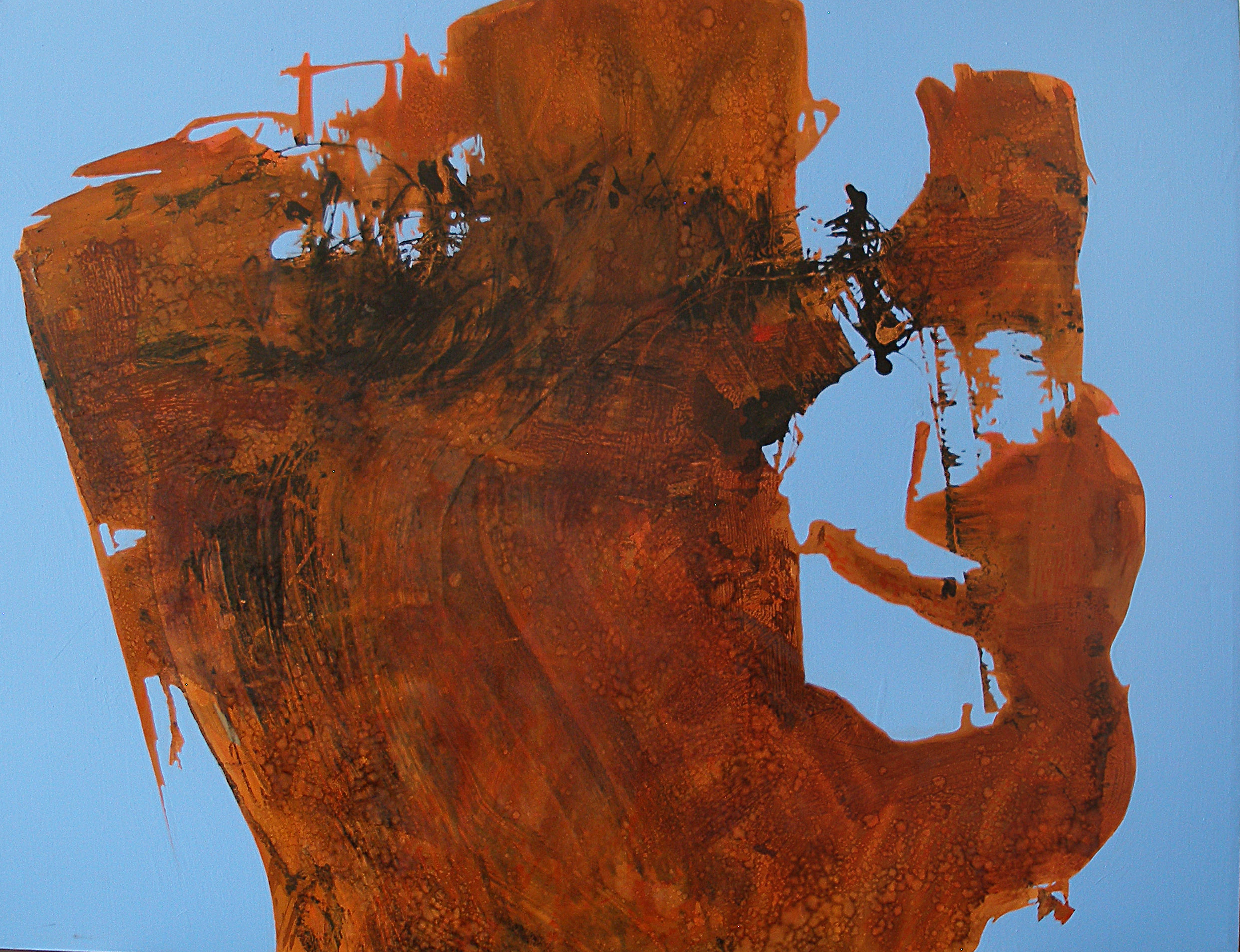 Red Rock - 63X84