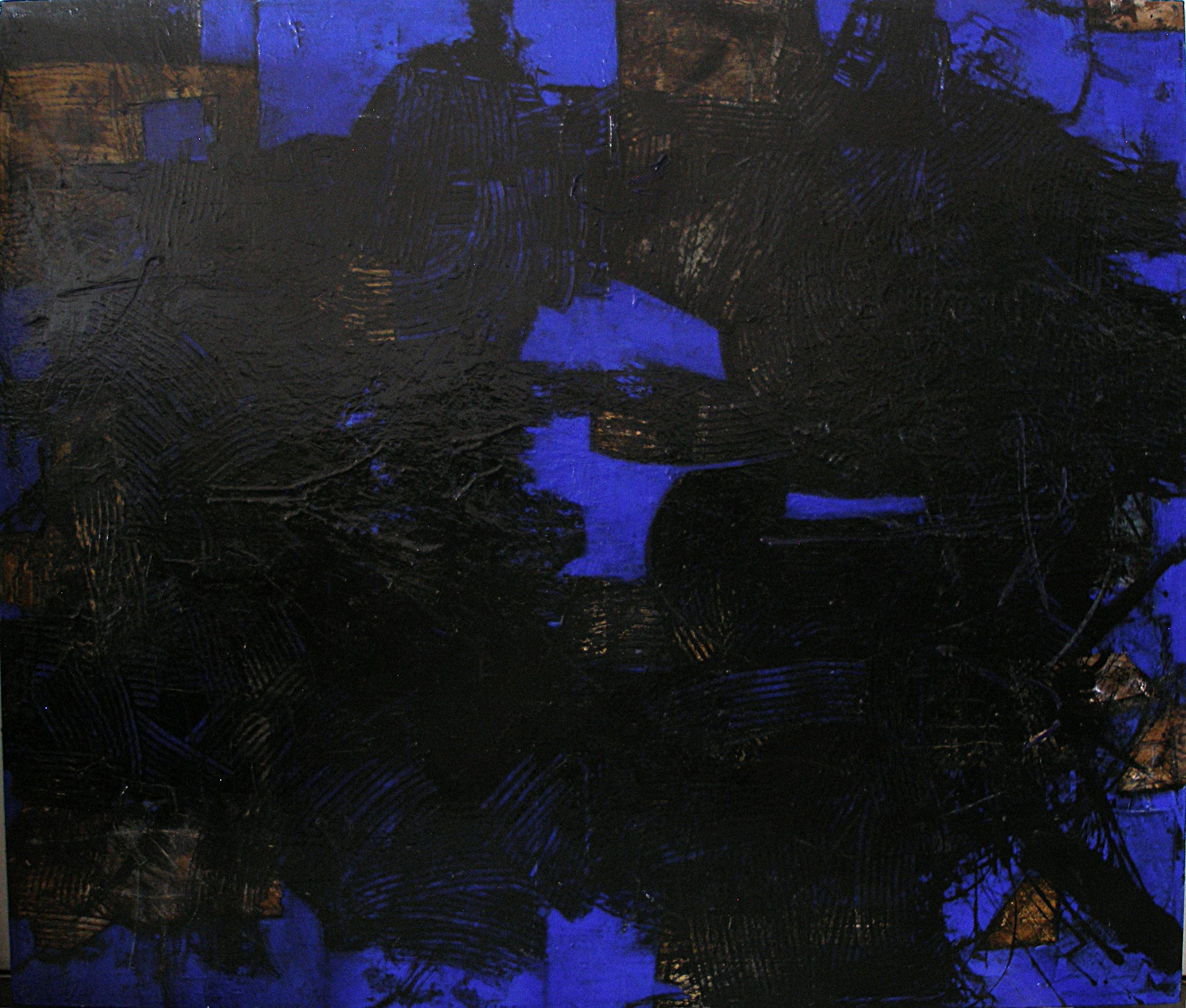 Seconds Before Nightfall - 63X75